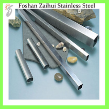 Trade Assurance Square SUS 304 Stainless Steel Pipe Price Per Kg