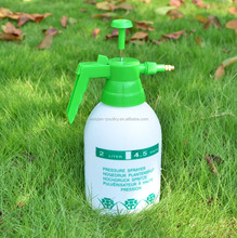 Hand Pressure Plastic Sprayer 2L portable pressure agricultural water sprayer