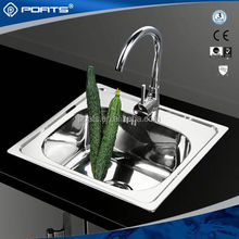 With quality warrantee factory directly teka kitchen sinks stainless of POATS