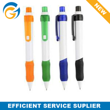 Rubber Grip Promotion Plastic Ball Pen