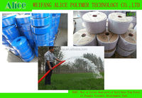 [Good farm irrigation hose] PVC 1, 3, 6, 8, 12, inch blue color faming lay flat hose