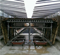 Tunnel box culvert formwork pipe