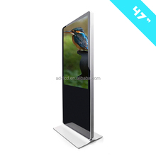 47 inch remote advertising display truck mobile advertising led display