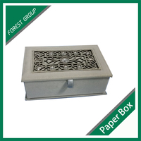 CUSTOM SIZE CARDBOARD COSMETIC GIFT BOX