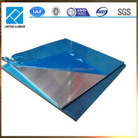 Henan Aluminium Roofing Sheets Plate with PE/PVC film