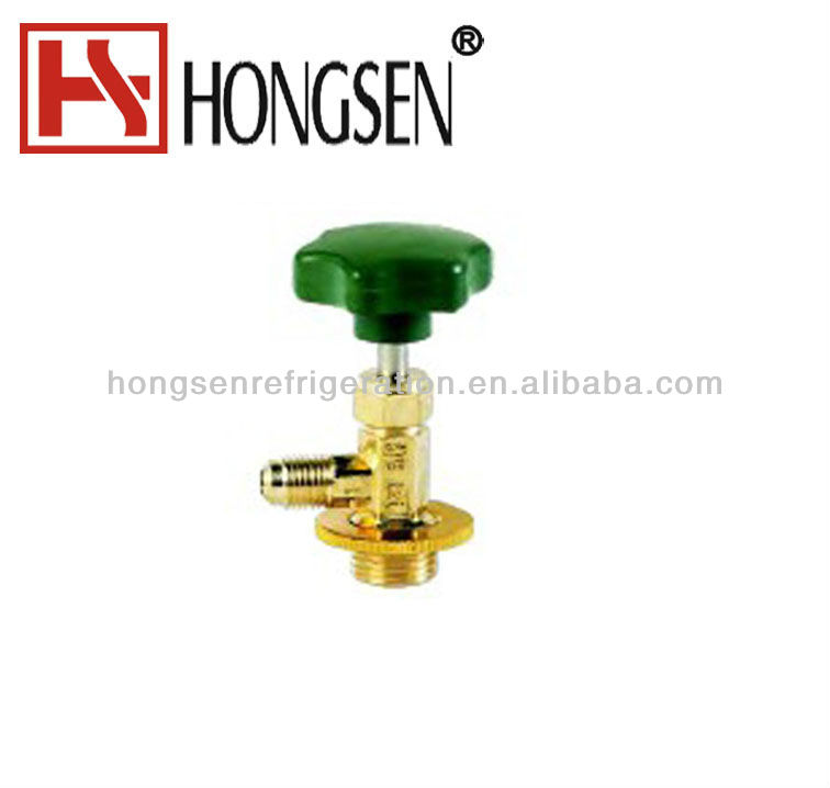 can tap valve refrigeration tool