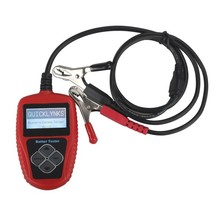 New Arrival QUICKLYNKS BA101 Automotive 12V Vehicle Battery Tester with Free Shipping