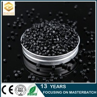 carbon black color masterbatch for rubber plastic products pellets