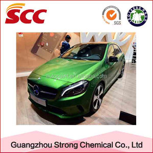 2K auto top solid color paint car usage underbody coating