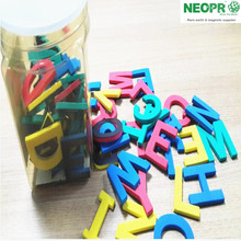 Children's educational toys EVA magnetic materials environmentally friendly EVA magnetic refrigerator letters of the alphabet