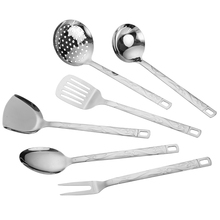 Supply Mirror Polish stainless steel hotel kitchen utensils, names of kitchen utensils
