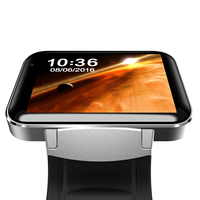 Large touch screen dm98 BT watch 2.2'' mtk6572 gps watch phone