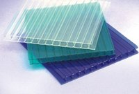 Aoci Building Materials Cover Polycarbonate Sheet Corrugated Plastic Sheets