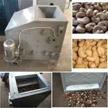 Automatic cashew shelling machine/cashew nut shell removing machine/cashew nut processing machine