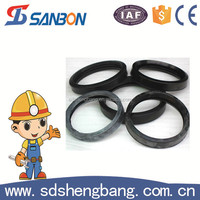 Schwing concrete pump parts / pipe rubber gasket / concrete sealing ring