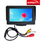 monitor lcd car back seat 7 inches tft lcd color monitor