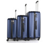 Chian Supplier travel house luggage ABS+PC hard case luggage DC--8808