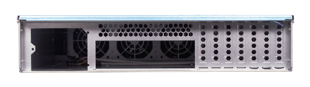 rackmount chassis 2U server case 8 bays Storage chassis/ hotswap case /new product