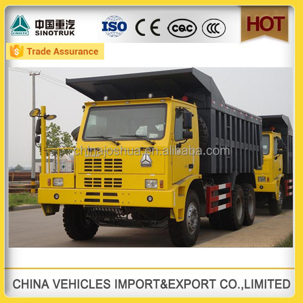 hot sale caminhois howo dong feng , howo trucks for mine work