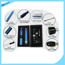 Green wonderful electronic cigarette portable dry herb vaporizer ago g5 dry herb vaporizer pen hottest in USA market