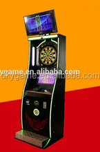 Darts machine in coin operated games/Soft tip darts machine