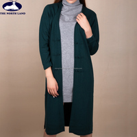 Cashmere Knit Cardigan Sweater for Women WSW15082702L
