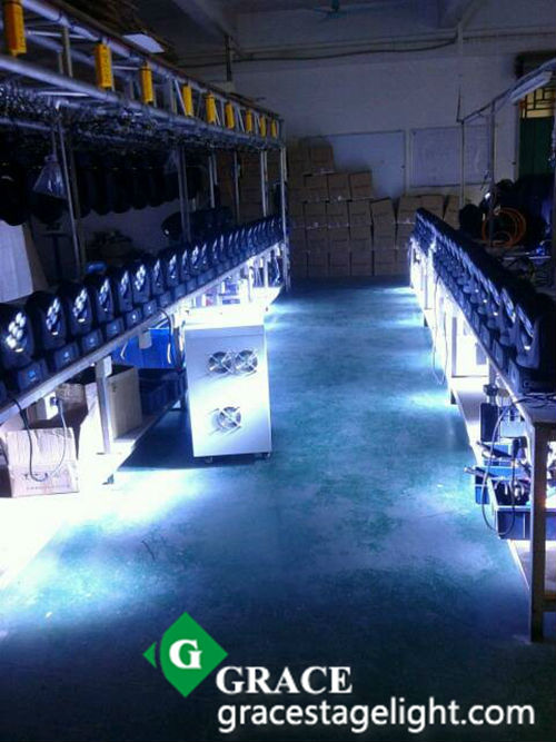 20*18W rgbwa+uv 6in1 led wall washer