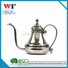 2016 Hot sale Cafe Stainless Steel Pour Over Coffee Pot