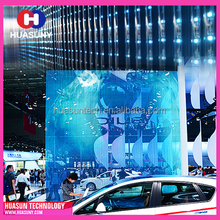 Huasun Transparency advertising led display