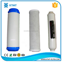 Activated carbon filter cartridge/filtering media for water treatment/china suppliers