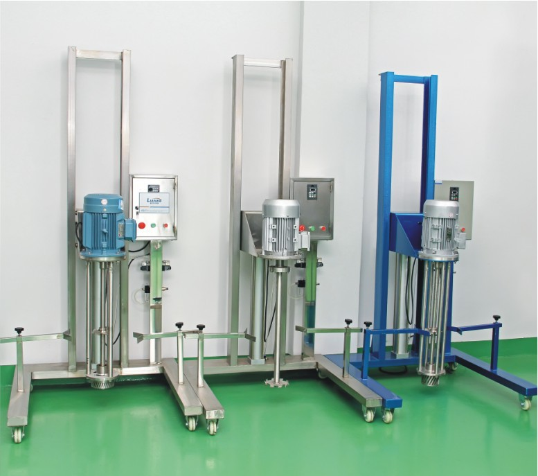 vacuum emulsifying blender,high shear emulsifying mixer,emulsifying mixer