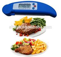 bbq meat temperature gauge beef chicken fold bbq thermometer