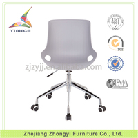China supplier brand furniture office chromed 5 star leg office chair sex
