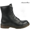 women Motorcycle safety military boots