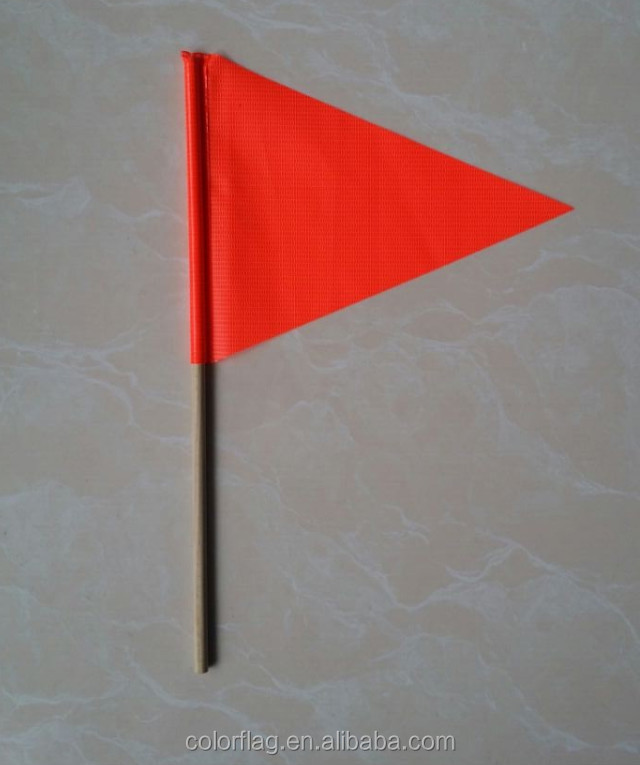 wholesale pennant safety flag