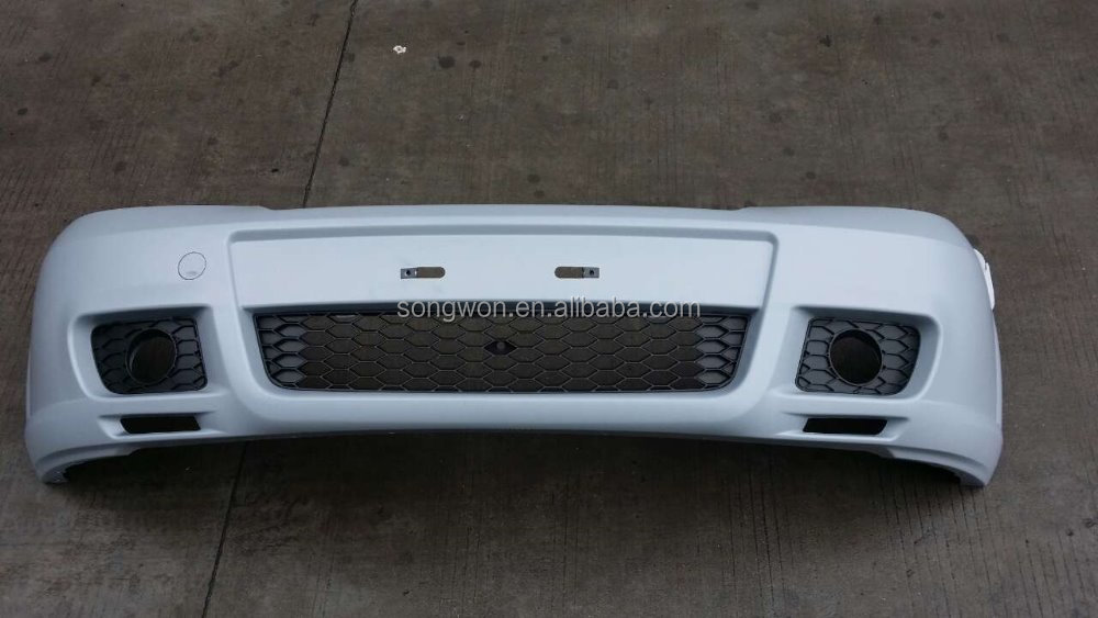 hot sale and top quality for opel Astra G type car front bumper