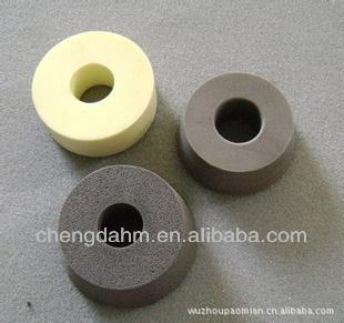 PU solid protective foam packaging tube