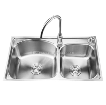Commercial cheap price copper vegetable fancy royal heavy duty ss white kitchen sink