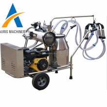 Dairy farm used portable Vacuum pump goat/cow milking machine in nepal
