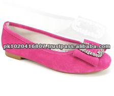 PINK GERMAN SHOES / PINK BAVARIAN LADY SHOES
