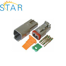 Deutsch DT 2 Pin Connector Kit DT04-2P DT06-2S Connector