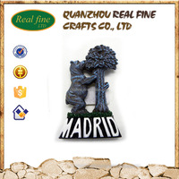 OEM/ODM wholesale magnete madrid souvenir for sale