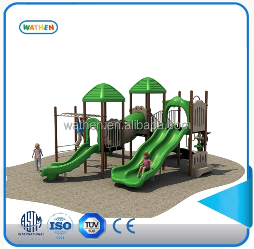 Kids educational equipment Outdoor playground for Creative recreation