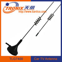 multiple-function car antenna