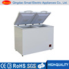 318L 12V dc solar refrigerator fridge deep chest freezer