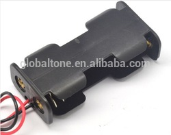 3 aa battery holder round heat transfer