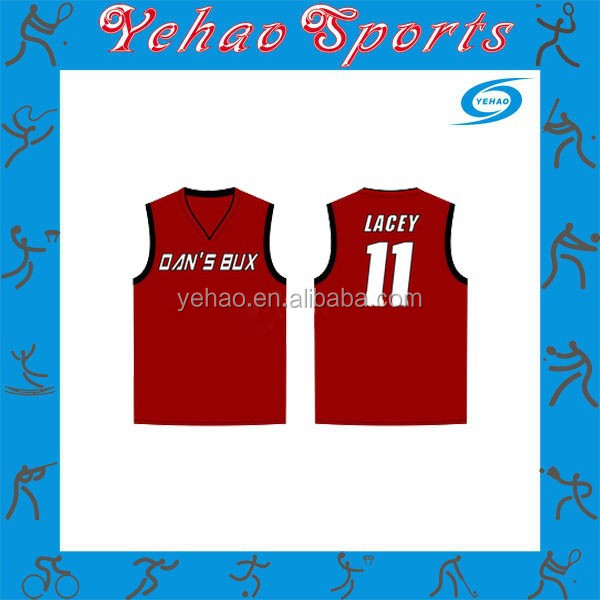 OEM New Season High Quality Custom Basketball Jersey at Favorable Price