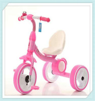 New and popular style baby bicycle 3wheelswith best qualitywith subwoofer and colorful light on the three wheels
