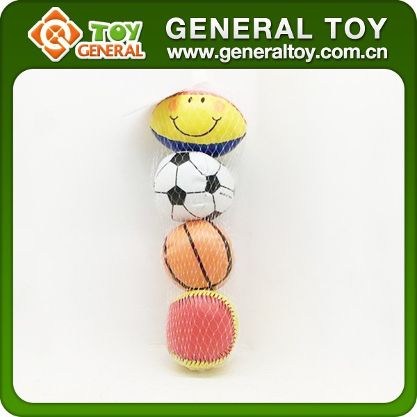 48*7.5*7.5cm Indoor Baseball Games Kids Leather Baseball Set