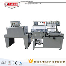 automatic l-type sealer and shrink tunnel or packaging and packing machine